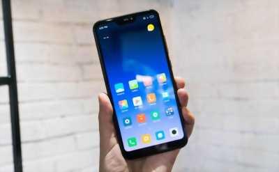 Xiaomi Redmi 6 Pro đen quận 3