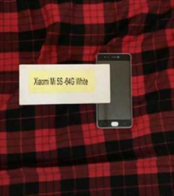 Xiaomi mi5s mới còn bảo hành