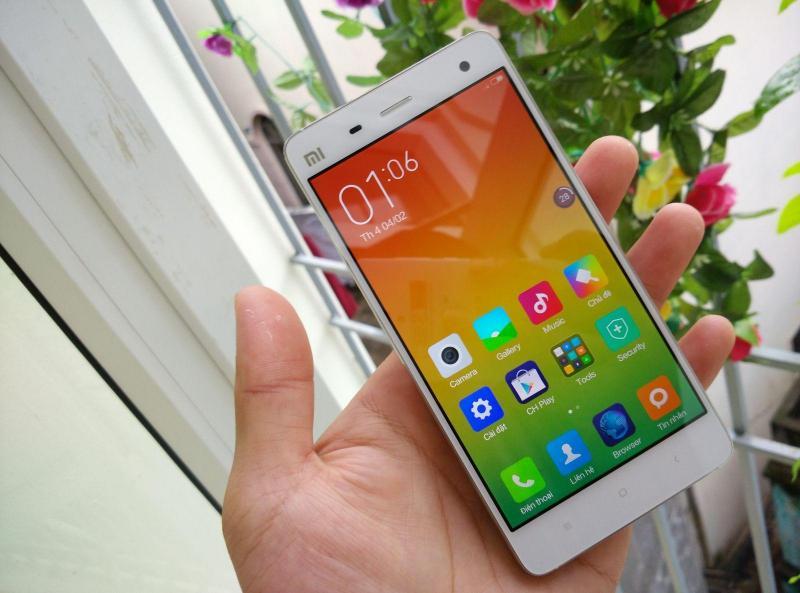 Bán Điện thoại Xiaomi MI4 zin đét giá rẻ đây ở Hà Nội