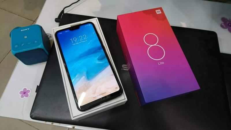 Xiaomi Mi 8 Lite Fullbox Chính Hãng TGDĐ
