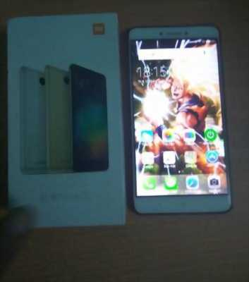 Xiaomi max 3gb 32 gb màu trắng