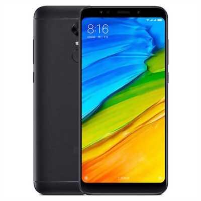 Redmi 5 plus 64GB mua TGDĐ màu đen 99%