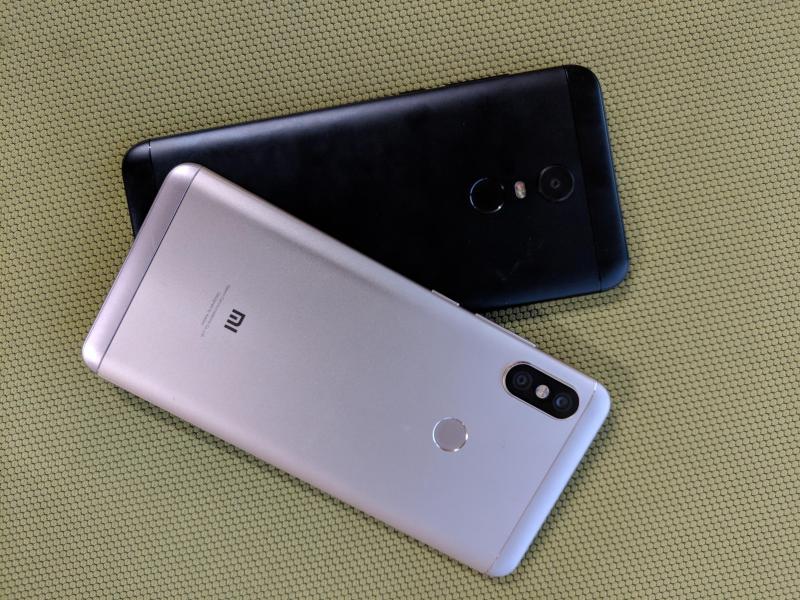 Xiaomi Redmi Note 5 Pro_(vàng), cty, 98% mới dùng