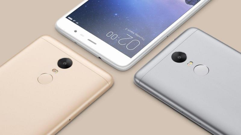 Điện thoại Xiaomi Redmi 3s vàng 2/16 ở Hà Nội