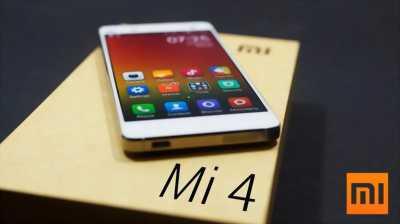 Xiaomi M4. Đen. Trắng chính hãng