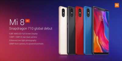 Xiaomi Mi 8 mới nguyên seal