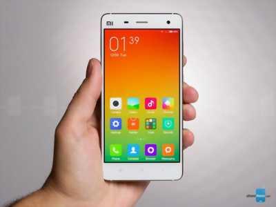 LÔ XIAOMI MI4 TRẮNG ĐẸP FULLBOX TẶNG THÁNH SIM 3G