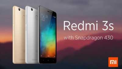 Xiaomi Redmi 3S chính hãng
