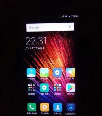 Điện thoại Xiaomi note 3 pro