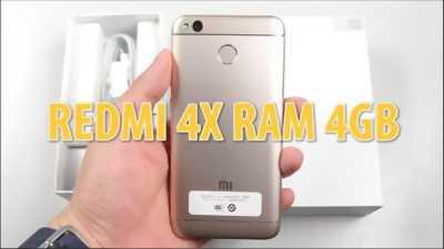 Điện thoại Xiaomi Redmi 4X tại Biên Hòa, Có giao lưu