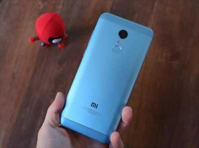 Xiaomi note 5 xanh dương mới