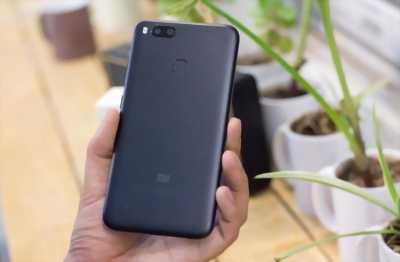 Xiaomi Mi 5x(MIA1) Đen 99% 4gb/64gb giao lưu iphone 6s quốc tế
