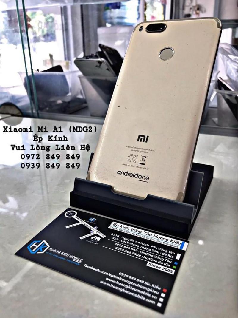 Xiaomi Mi A1 (MDG2) Ép Kính Uy Tín Chất Lượng Số 1 Vũng Tàu