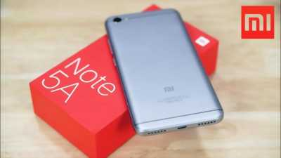 Xiaomi Redmi Note 5A Prime Bạc còn BH tới 3/2019