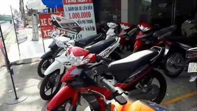 Xe Yamaha Sirius fi 2014