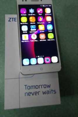 Điện thoại ZTE Blade D Lux White còn mới
